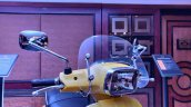 Vespa Sxl 150 Matt Yellow Windscreen