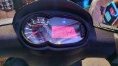 2018 Aprilia Sr 150 Carbon Speedo Console