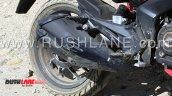 New Bajaj Dominar 400 Spied New Exhaust