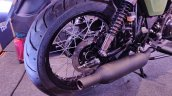 Cleveland Ace Deluxe Rear Tyre And Exhaust