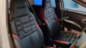 Datsun Redi Go Limited Edition Interior Seats