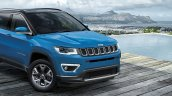 Jeep Compass Limited Plus Front Three Quarters