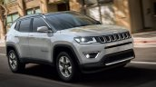 Jeep Compass Limited Plus Front Three Quarters Dyn