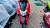 Tvs Ntorq 125 Metallic Red Front Profile