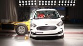Facelifted Ford Ka Sedan Facelifted Ford Aspire La