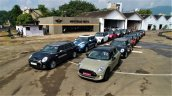 Mini Urban Drive In Mumbai Line Up