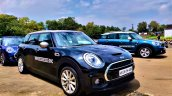 Mini Urban Drive In Mumbai Mini Clubman Front Quar
