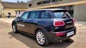 Mini Urban Drive In Mumbai Mini Clubman Rear Quart