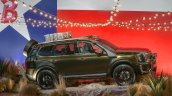 Production Kia Telluride Right Side
