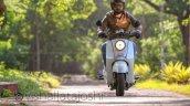 Honda Activa Vishal Joshi Front Action