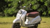 Honda Activa Vishal Joshi Front Left Three Fourth