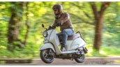 Honda Activa Vishal Joshi Left Three Fourth Action