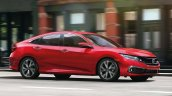 India Bound 2019 Honda Civic Images Side Profile