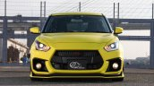 Suzuki Swift Sport By Kuhl Racing Front