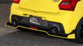 Suzuki Swift Sport By Kuhl Racing Rear Bumper Diff