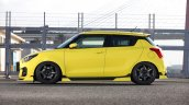 Suzuki Swift Sport By Kuhl Racing Side Profile 2
