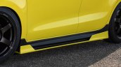 Suzuki Swift Sport By Kuhl Racing Side Skirts