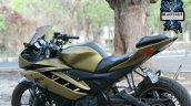 Yamaha Yzf R15 Matt Gold Blacklisted Nagpur Left R