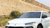 Lamborghini Urus Pune Bianco Monocerus Front