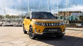 2019 Suzuki Vitara Facelift Front Three Quarters