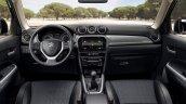 2019 Suzuki Vitara Facelift Interior