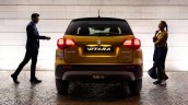 2019 Suzuki Vitara Facelift Rear