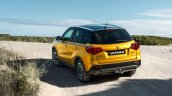 2019 Suzuki Vitara Facelift Rear Three Quarters