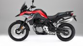 Bmw F 850 Gs Red Official Photograph Left Side