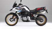 Bmw F 850 Gs White Official Photograph Left Side