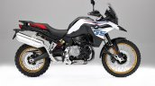 Bmw F 850 Gs White Official Photograph Right Side