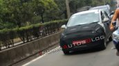 2019 Hyundai Grand I10 Front Three Quarters Spy Sh