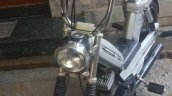 Avanti 50 Moped Restored Left Front Quarter