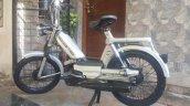 Avanti 50 Moped Restored Left Rear Quarter Close U