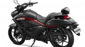 Suzuki Intruder Sp Launched In India Left Rear Qua