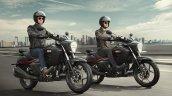Suzuki Intruder Sp Launched In India Riding Shots