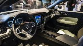 Volvo V60 Cross Country Images Dashboard Side View