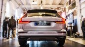 Volvo V60 Cross Country Images Rear