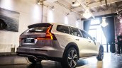 Volvo V60 Cross Country Images Rear Three Quarters