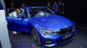 2019 Bmw 3 Series Blue Front Three Quarters At 201