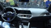 2019 Bmw 3 Series Blue Interior Dashboard At 2018