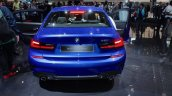 2019 Bmw 3 Series Blue Rear At 2018 Paris Motor Sh