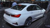 2019 Bmw 3 Series Bmw G20 Rear Three Quarters Righ