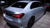 2019 Mercedes Benz A Class Sedan At Paris Motor Sh