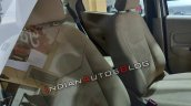 Ford Aspire Facelift Front Seats Beige Fabric