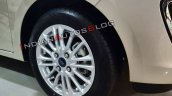 Ford Aspire Facelift Multi Spoke Alloy Wheel