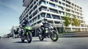 Kawasaki Ninja 125 And Z125 Official Image Left Fr