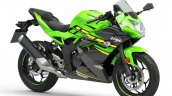Kawasaki Ninja 125 Press Images Right Front Quarte