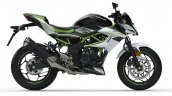 Kawasaki Z125 Press Images Right Side