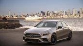 Mercedes Benz A Class Sedan 2019 Front Left Quarte