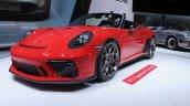 Porsche 911 Speedster Concept Ii Images Front Angl